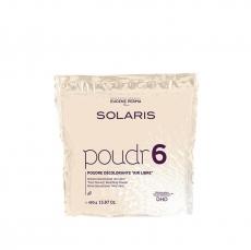 Купить Обесцвечивающая пудра для волос «Solaris Poudr 6». Товар доступен для частных мастеров и салонов. в Минске