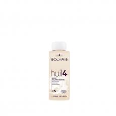 Купить Осветляющее масло для  волос «Solaris Huil4».Товар доступен для частных мастеров и салонов. в Минске