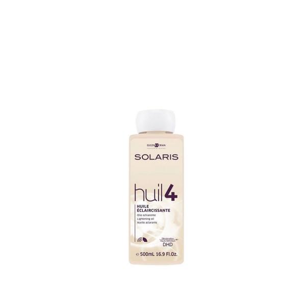 купить Осветляющее масло для  волос «Solaris Huil4» в Минске
