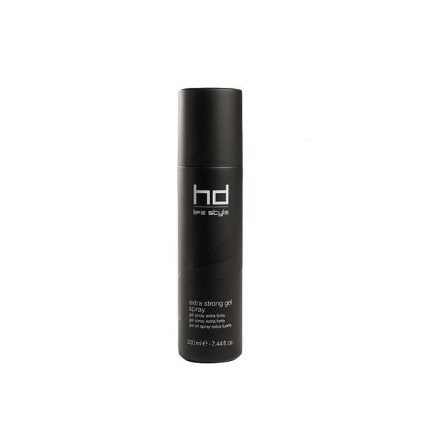 купить Гель-спрей для укладки волос экстра сильной фиксации «HD Life Style» в Минске