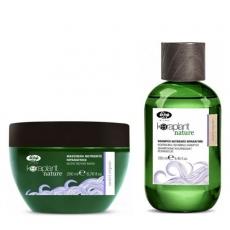 Купить Набор Keraplant Nature : Шампунь для глубокого питания и увлажнения волос Nutri repair 250 мл  +  Питательная восстанавливающая маска для волос  Nutri repair 200 мл. в Минске