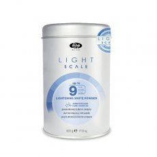Обесцвечивающий белый порошок Light Scale 9 Lightening White Powder 500г