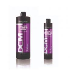 Купить Шампунь для нейтрализации желтизны обесцвеченных и мелированных волос DCM Perfect No Yellow Shampoo в Минске