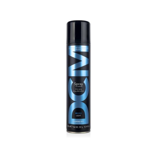купить Спрей для блеска волос легкой фиксации DCM Shine Spray  в Минске