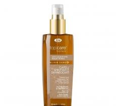Увлажняющее масло для сияния и блеска волос Lisap Top care repair Elixir Care